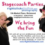 Stagecoach Parties