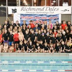 Richmond Swimming Club Poolside Photo Shoot