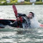 Kayak Training at Ellerton Lake