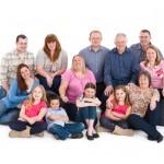 Jackson Family Studio Session
