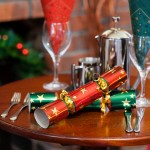 Christmas Crackers at Headlam Hall again