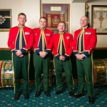 Warrant Officers Dine Out
