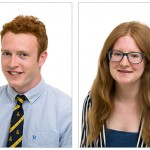 Richmond School Head Boy and Head Girl 2014-2015