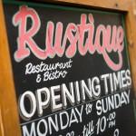 Rustique - York