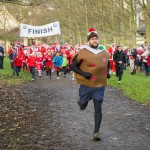 British Heart Foundation Santathon 2014