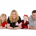Jemma Ferguson Family Photos