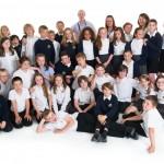 Richmond CofE Primary School – Leavers 2015