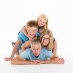 Michelle Clarke Family Photos