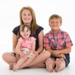 Christine Straub Family Photos