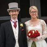 Beki and Tom Wedding
