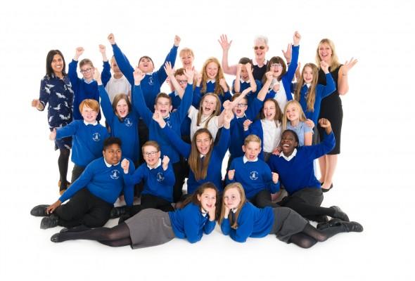 St Mary's R.C. Primary School – Leavers 2016