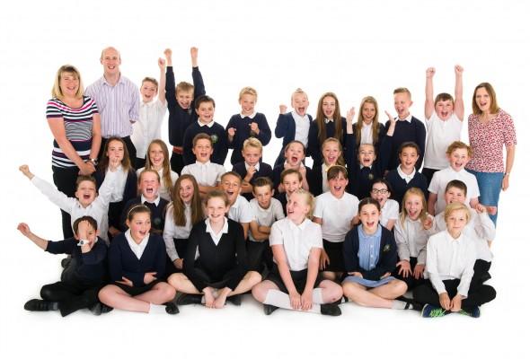 Richmond CofE Primary School – Leavers 2016