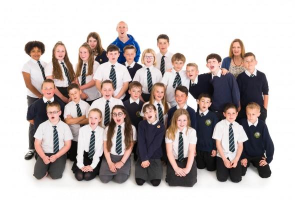 Richmond CofE Primary School – Leavers 2017