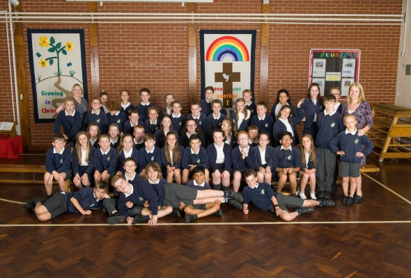 St Robert's Catholic Primary School - Leavers 2017