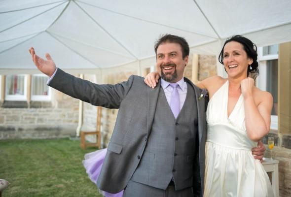 Judy and Jamie Wedding