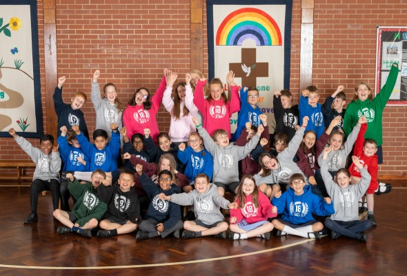 St Robert's Catholic Primary School – Leavers 2018